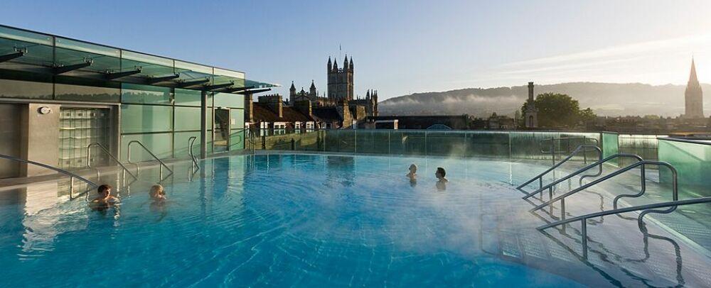 Spa thermal de Bath© Thermae Bath Spa
