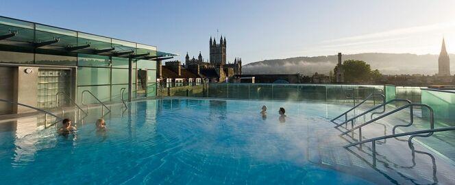 Spa thermal de Bath