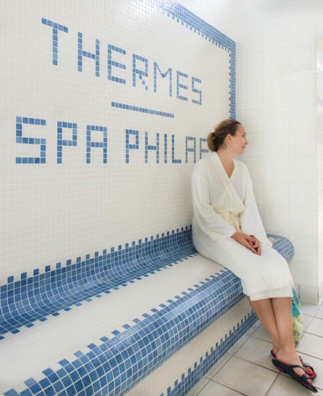 Spa Thermal Philae à Saujon