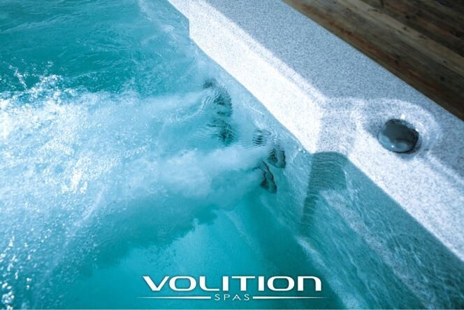 Spa de nage Hobart Bi-Zone