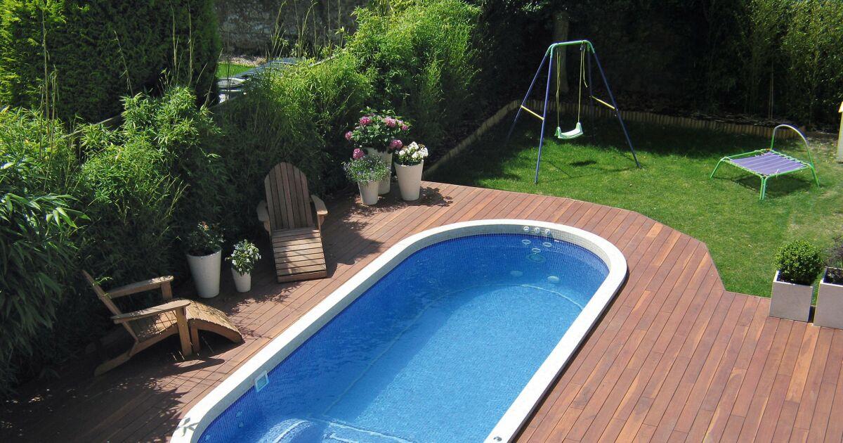 Spa de nage mosa que par clair azur for Mini piscine spa de nage