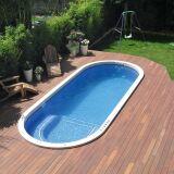 Spa de nage Mosaïque par Clair Azur