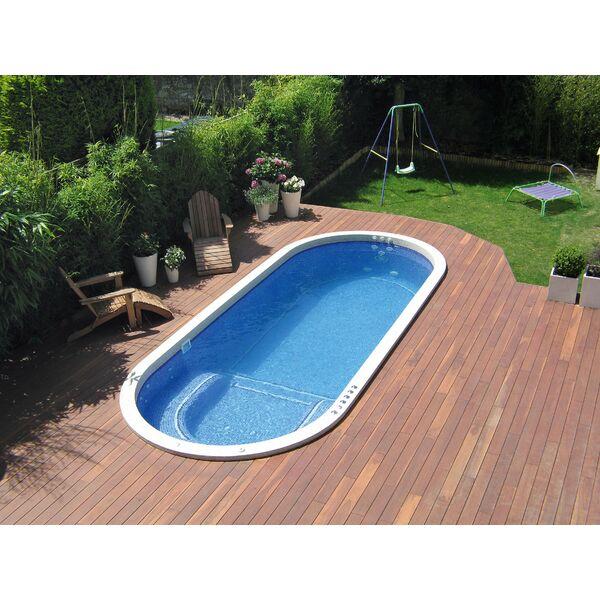 Spa de nage mosa que par clair azur - Spa de nage encastrable ...