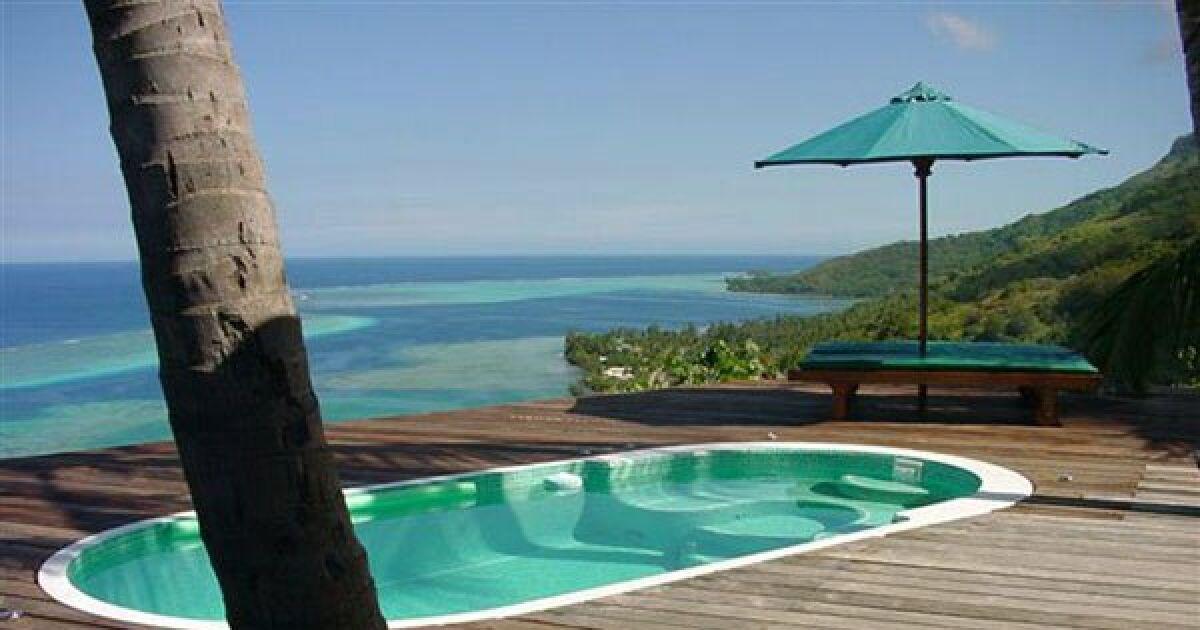 Les plus beaux spas de nage en photos spa de nage for Piscine bien etre