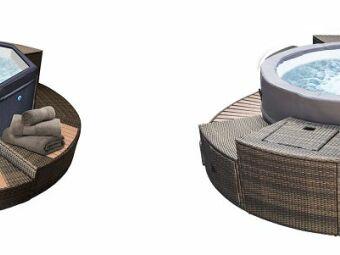 Découvrez les spas semi-rigides de Distripool