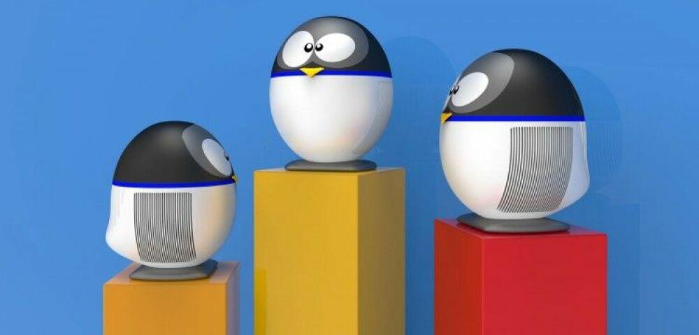 SpecialLine Penguin : une pompe à chaleur au design original© PHNIX