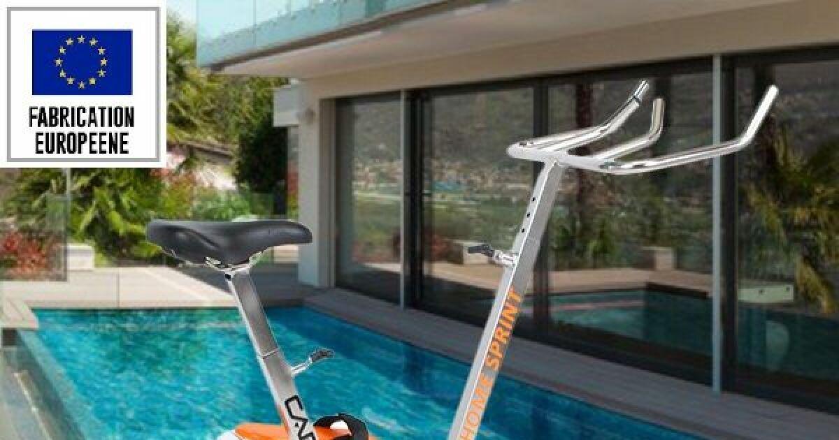 Produit faire du sport dans ma piscine priv e - Autour de la piscine photo villeurbanne ...
