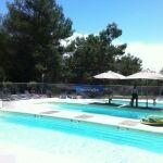 Piscine du Sporting Club des Espaces Antipolis à Sophia Antipolis
