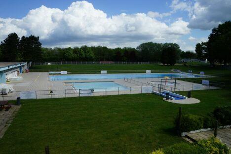 Stade nautique à Villecresnes
