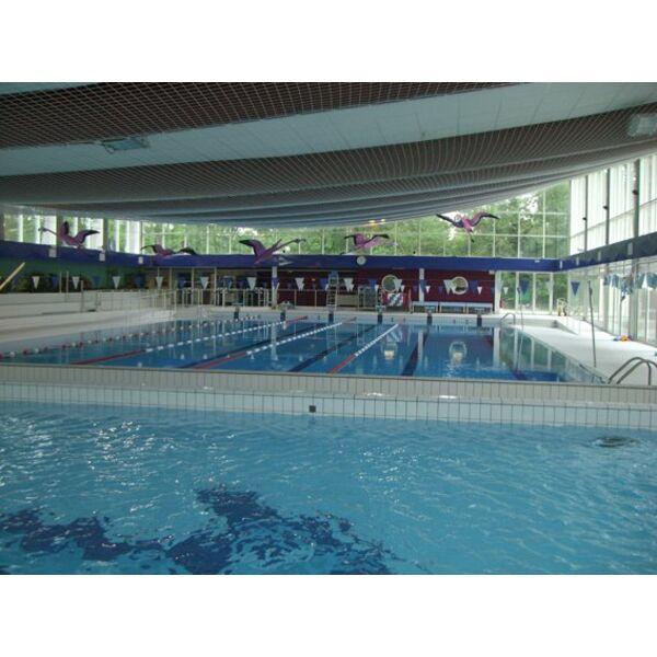 merveilleux ... Faisanderie à Fontainebleau Piscine de Fontainebleau : le grand bassin  sportif