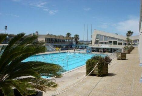 Stade Nautique du port Marchand - Piscine à Toulon