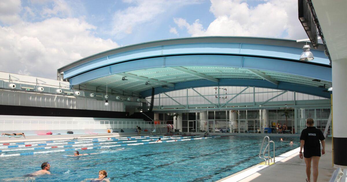 stade nautique gabriel menut piscine corbeil essonnes