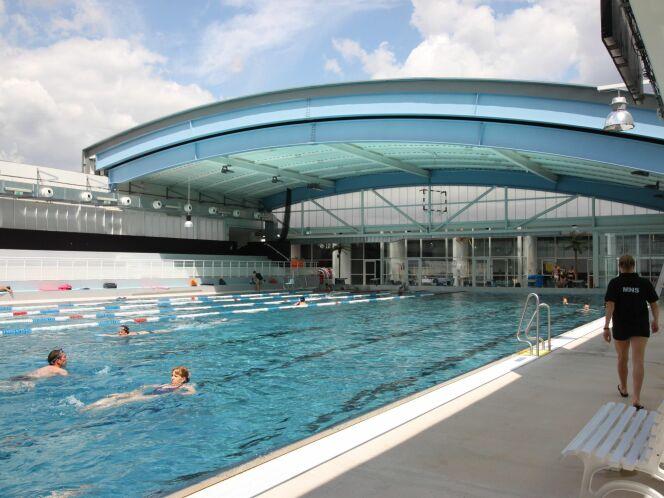 Stade nautique Gabriel Menut à Corbeil-Essonnes