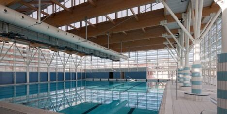 Stade nautique Leo Lagrange à Beziers