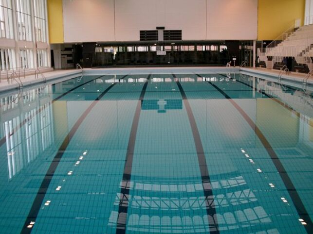 Stade nautique Maurice Thorez à Montreuil