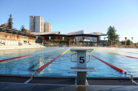Stade Nautique - Piscine à Pau