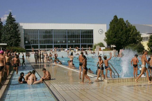 Stade nautique - Piscine de Colmar