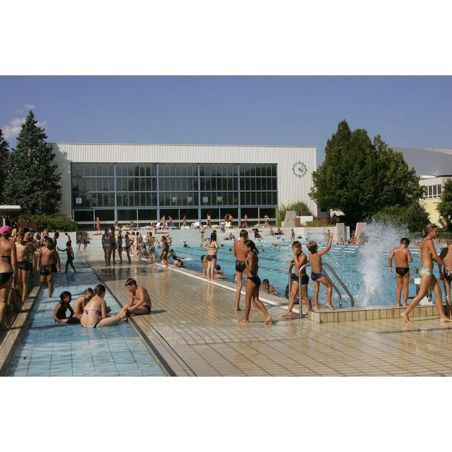 Piscine Hors Sol Colmar piscine georges vallerey: may 2018