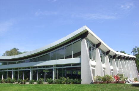 Stade nautique de la Faisanderie à Fontainebleau