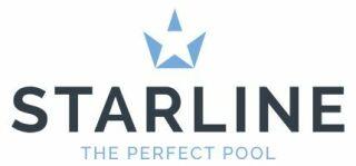 Logo Starline Pools / Poolquip