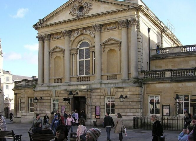 Station thermale de Bath