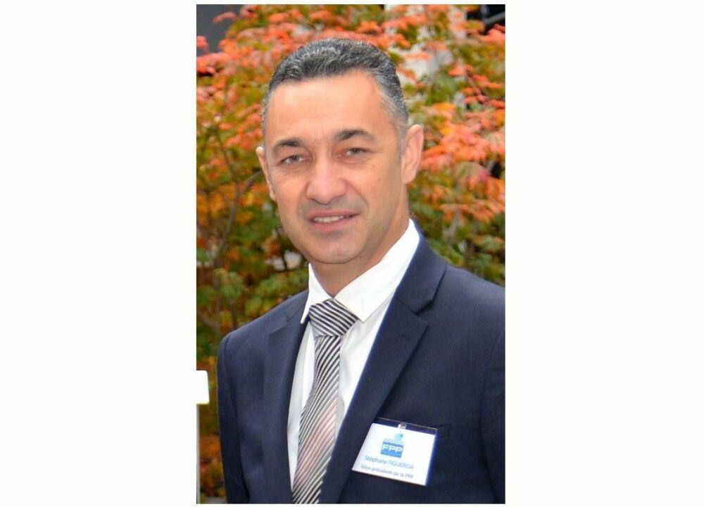 Stéphane Figueroa, nouveau Président de la FPP© FPP