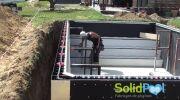 Zoom sur les piscines Solidpool