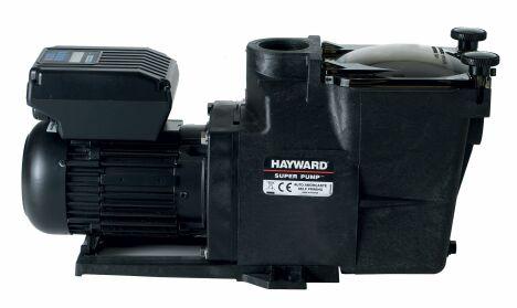 """La SuperPump VS de Hayward est l'une des plus fiables du marché.<span class=""""normal italic petit"""">© Hayward Pool Europe</span>"""