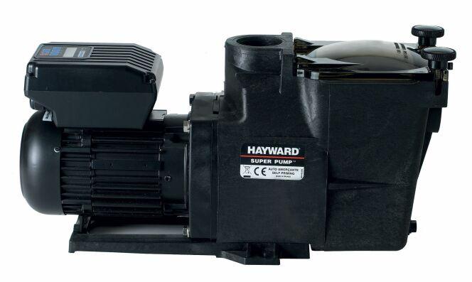 La SuperPump VS de Hayward est l'une des plus fiables du marché.