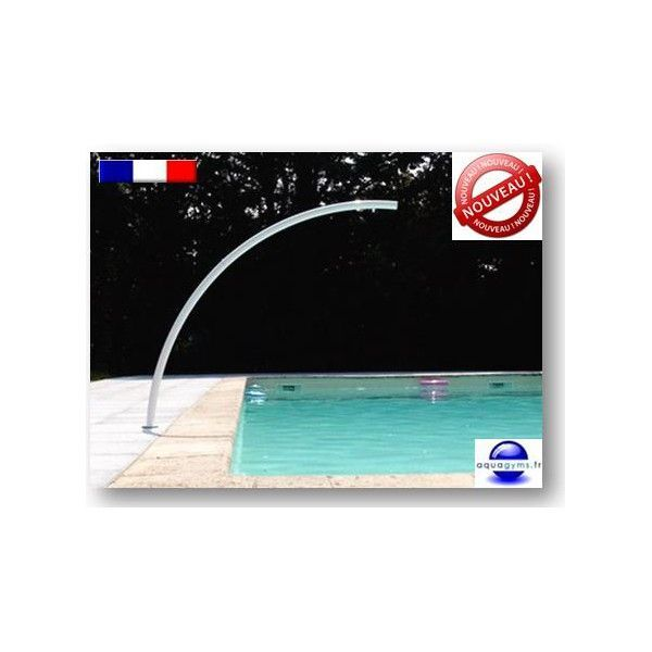 Support de natation pour piscine alfa for Chausson pour piscine