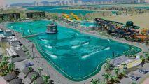 Surf Lake : une piscine avec 2400 vagues à l'heure en Australie