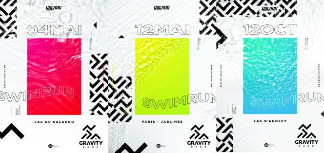 Swimrun : Gravity Race revient en 2019