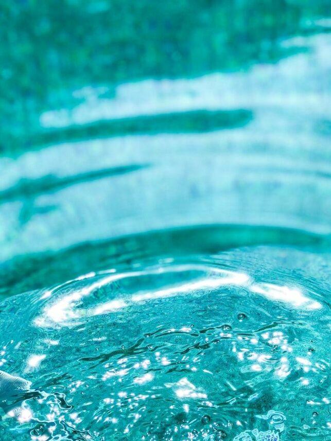 TAC idéal pour l'eau d'un spa