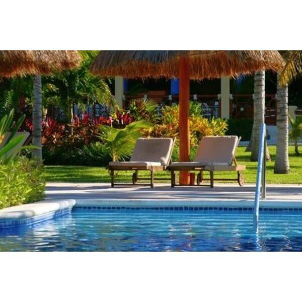 enlever les taches brunes sur la piscine. Black Bedroom Furniture Sets. Home Design Ideas