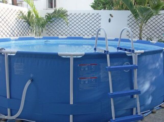 Tailles et dimensions d'une piscine tubulaire