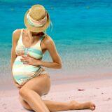 Tankini de grossesse Mahé - Les Ultraviolettes collection 2014