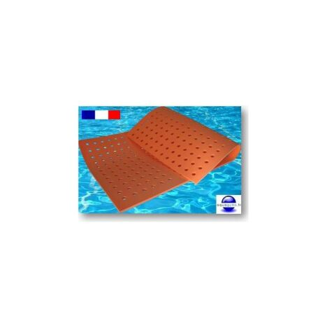 "Tapis flottant pour piscine<span class=""normal italic petit"">© Aquagyms</span>"