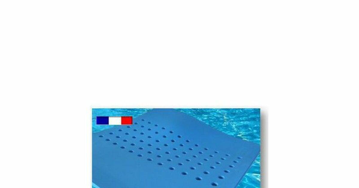 faire du sport dans sa piscine tapis flottants pour. Black Bedroom Furniture Sets. Home Design Ideas