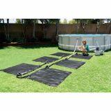 Tapis solaire chauffant pour piscine hors sol INTEX