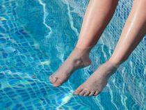 Baignade et température corporelle