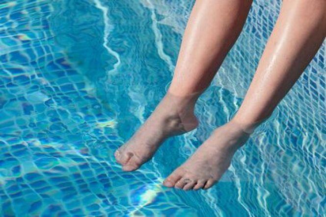 Température corporelle lors de la baignade