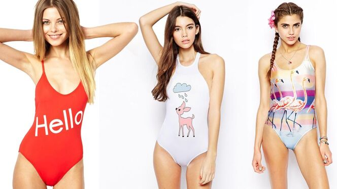 Tendance beachwear: les maillots de bain originaux