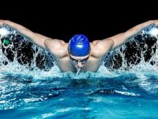 La tendinite en natation