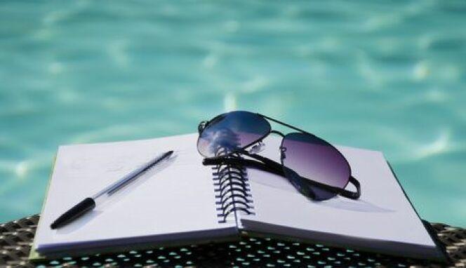 """Tenir un carnet d'entraînement de natation<span class=""""normal italic petit"""">© Fotolia_52457370_XS</span>"""