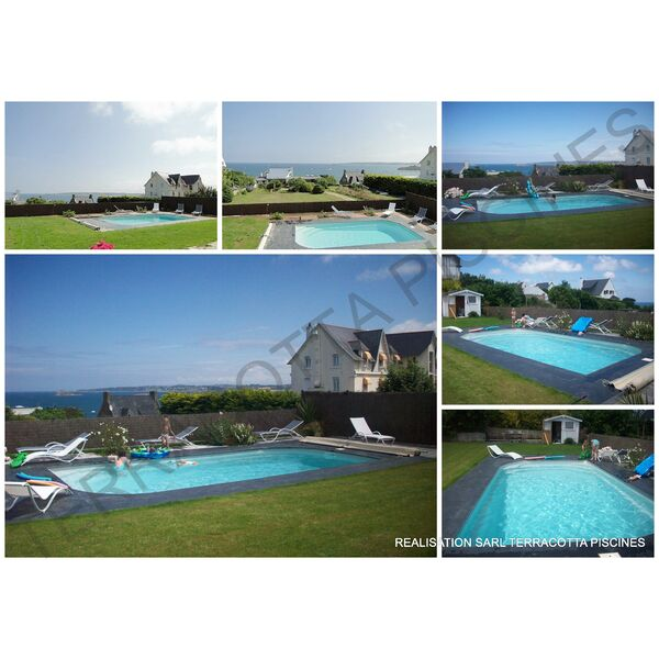 terracotta piscines excel piscines plourin les morlaix