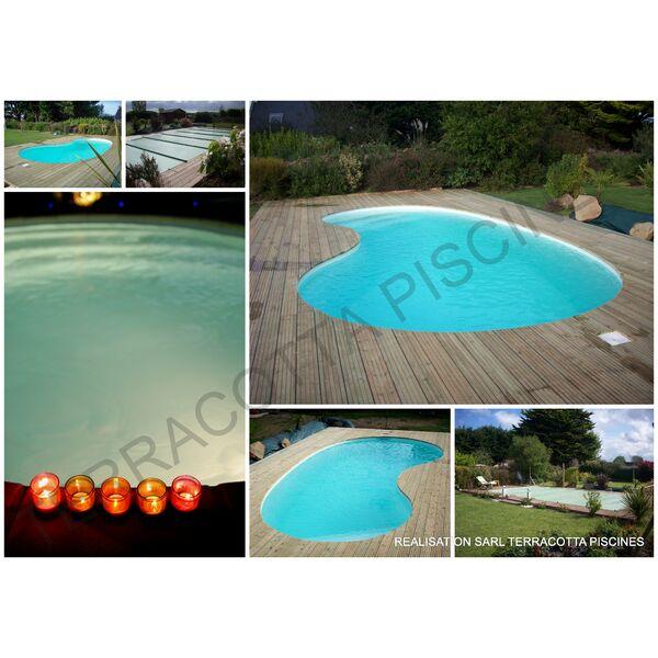 terracotta piscines excel piscines plourin les morlaix pisciniste finist re 29. Black Bedroom Furniture Sets. Home Design Ideas