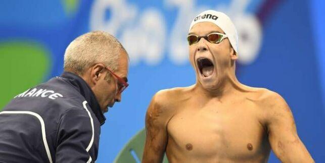 Théo Curin termine 4ème du 200m nage libre mais n'a pas dit son dernier mot !