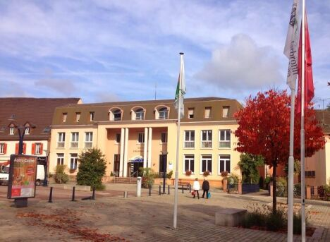 Thermes à Niederbronn-les-Bains