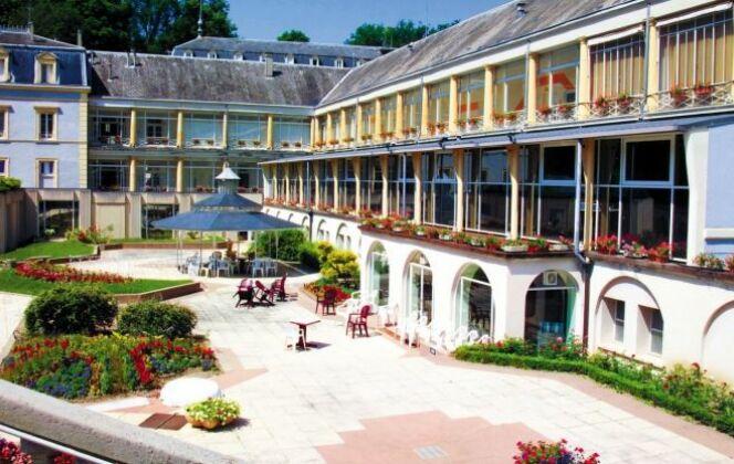 Thermes de Bourbon-Lancy © www.tourisme-bourbonlancy.com