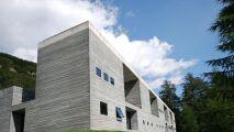 Thermes de Vals : une architecture contemporaine au cœur des montagnes suisses